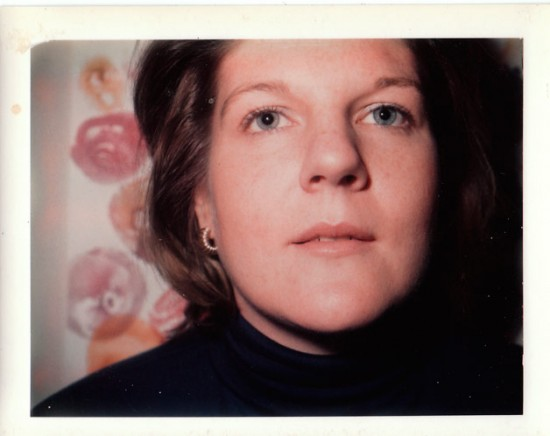 Brigid Berlin's Self Portrait, Polaroid