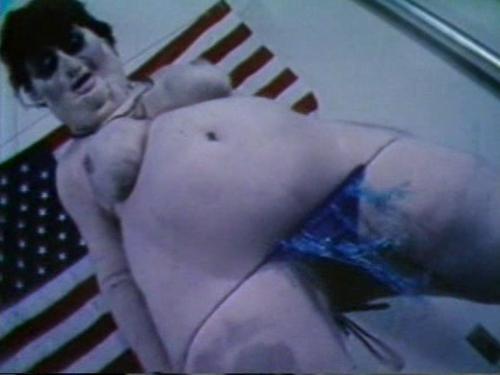 Grier Lankton in Nick Zedd's The Bogus Man (via therhizomearchive)