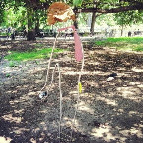 Strangers in the Park: Sculptures of the Summer in NYC