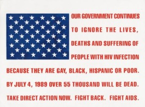 More Demonstrations and Less Memorials In 'Why We Fight: Remembering AIDS Activism'