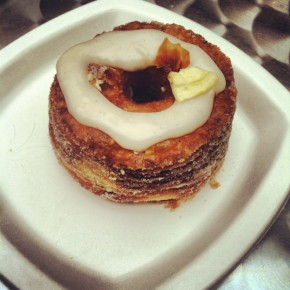 Confessions of a Cronut: Nobody is Perfect