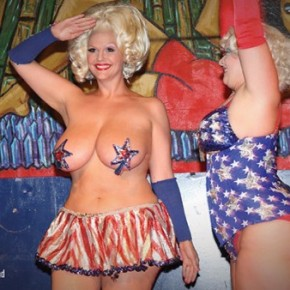 Freedom In Vulgarity: Burlesque As Activism In 'Exposed'
