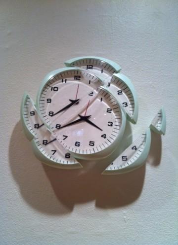 Untitled (Triptick), Richard Hughes, 2009