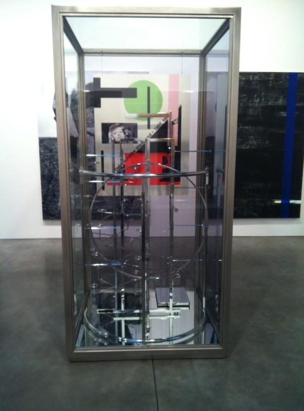 Josephine Meckseper at Andrea Rosen Gallery