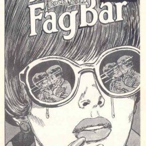 Welcome to Dean Johnson's Rock n'Roll Fag Bar