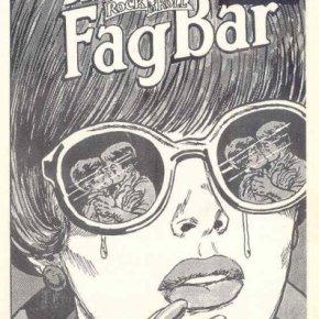 Welcome to Dean Johnson's Rock n'Roll FagBar