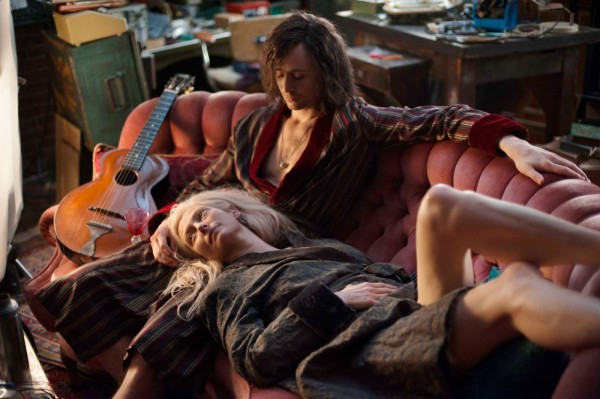 Tilda Swinton and Tom Hiddleston in Only Lovers Left Alive