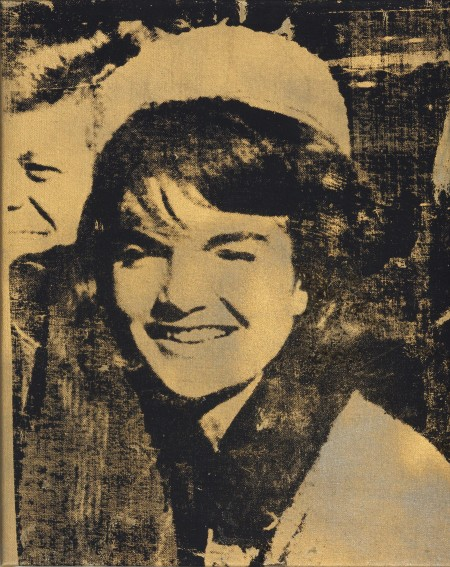 Andy Warhol, Jackie, 1964, ©The Andy Warhol Foundation for the Visual Arts, Inc., courtesy of The Andy Warhol Museum