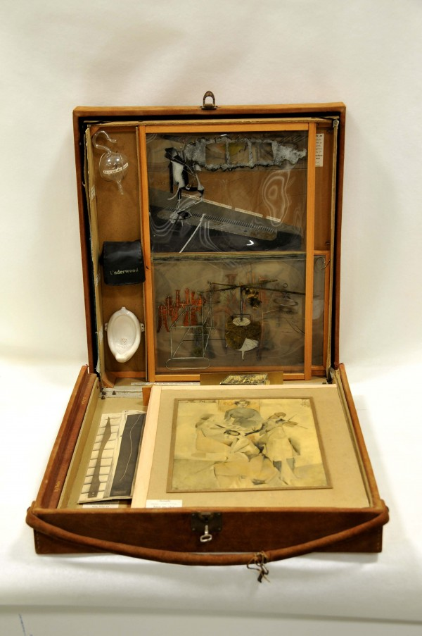 Marcel Duchamp's Box in a Valise, 1945-41