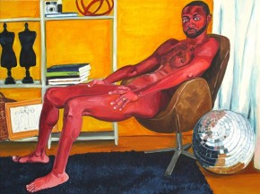 Now You See Me…:(In)Visibility In Jordan Casteel's 'Visible Man'