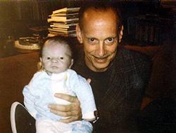 Bill and his proud father (via dreamlandnews.com)