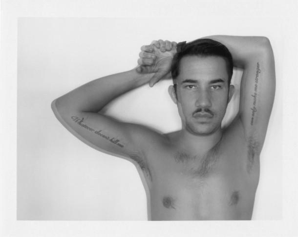 Benjamin Fredrickson, Micah, 2009, Polaroid