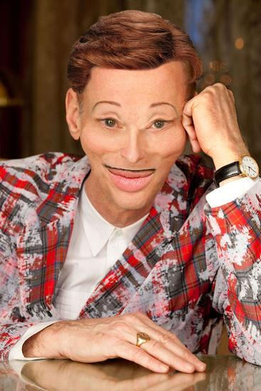 John Waters, Beverly Hills John, 2012, C-print