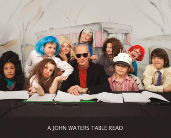 John Waters, Kiddie Flamingos, 2014 Blu-Ray with 2 channel audio