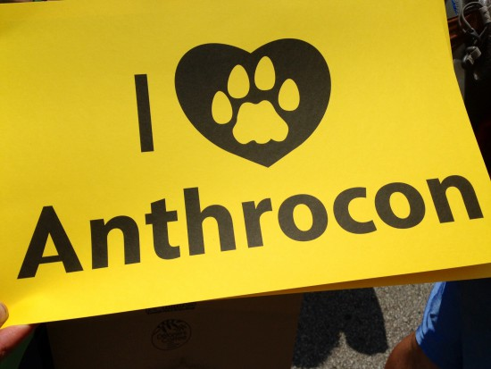 I (paw) Anthrocon