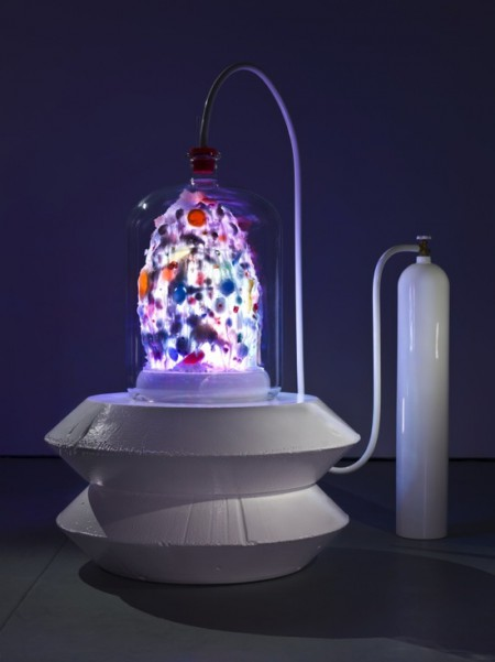 Mike Kelley, Kandor 2B, 2011, Mixed media, Photo: Fredrik Nilsen © Mike Kelley Foundation for the Arts / Licensed by VAGA New York