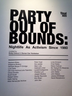 Mama Does Party Out Of Bounds: Nightlife As Activism Since1980