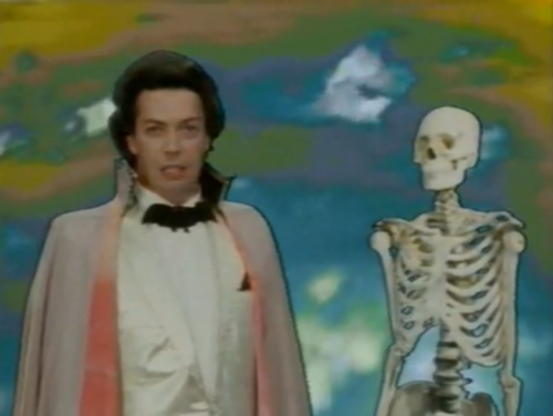 Tim Curry learns anatomy