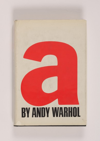 Andy Warhol, A: A Novel, 1968, ©The Andy Warhol Foundation for the Visual Arts, Inc., courtesy of The Andy Warhol Museum, Pittsburgh, gift of Jay Reeg