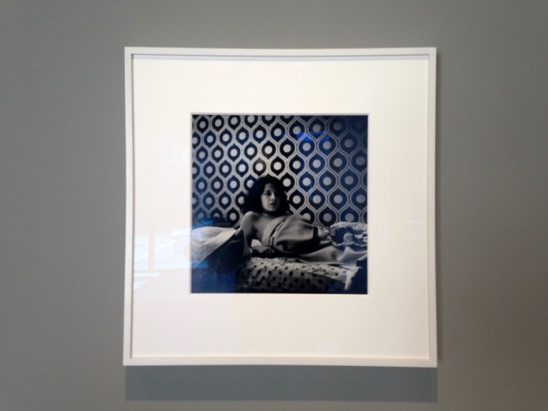 Fran Lebowitz [at Home in Morristwon], 1974
