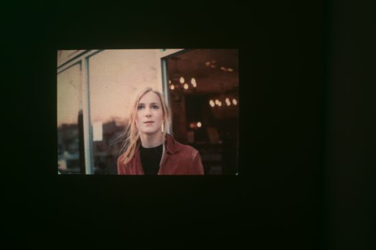 Hilton Als, Bobbie, 2016, dimensions variable, projected 35mm slides. (All images courtesy the artist and The Artist's Institute, New York)