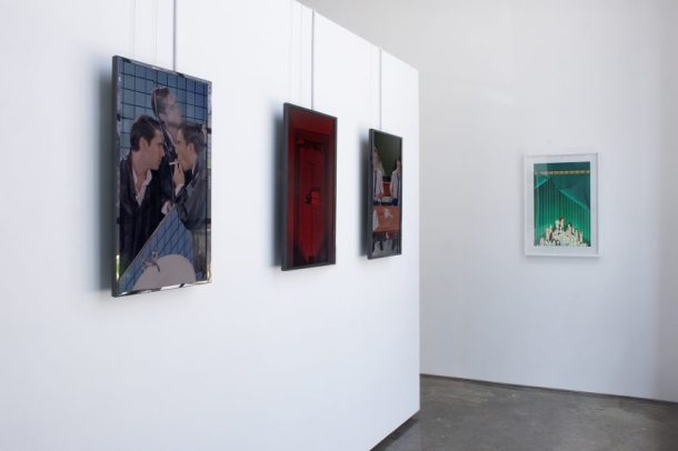Installation View from I'm Sorry, Leyla at United Photo Industries