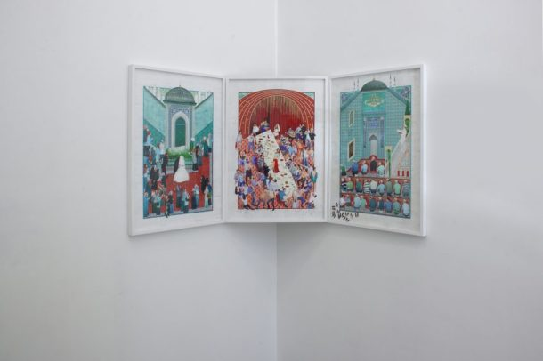 Sinan Tuncay, Illegitimate Triology (Public Intimacy), 2015
