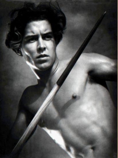 Leni Riefenstahl, 1936 Olympic Games, 1937, vintage photogravure