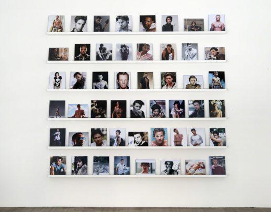 HRH PR, WTD2, 2001-2016, 46 authentic signed photographs, 48 C-prints