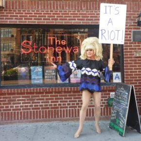 Trigger Warning! Lady Bunny Takes On The 'Queerer Than Thou' Wars In 'Trans-Jester'