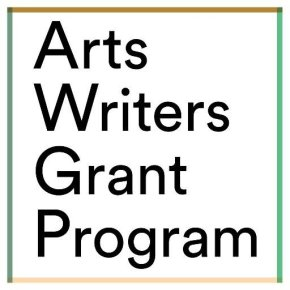 Filthy Dreams Is A Recipient Of The 2016 Creative Capital | Warhol Foundation Arts WritersGrant