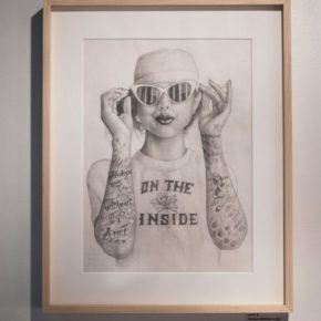 If These Walls Could Talk: 'On The Inside' Displays Artworks By Incarcerated Members Of The LGBTQ Community