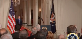 Scoring Donald Trump's Dramatic Entrance To The SCOTUS Nominee Announcement