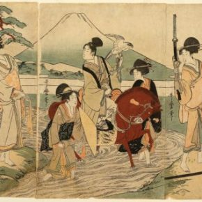 """(Art) History Beyond The Binaries: """"A Third Gender: Beautiful Youths In Japanese Prints"""" at JapanSociety"""