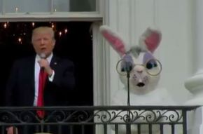 Down The Rabbit Hole: The Ridiculous Theater Of The White House Easter Egg Roll