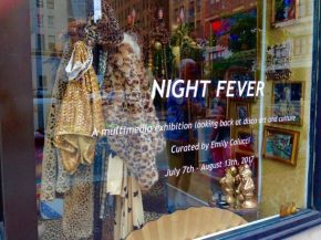 "Mama Does ""Night Fever"" At Future Tenant"