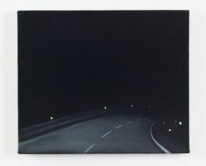 "The Line It Curves: Dana Powell's Dark Impressions In ""SmokeScreen"""