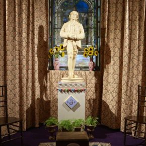 Every Saint Has A Past And Every Sinner Has A Future: Worshiping At McDermott & McGough's The Oscar WildeTemple