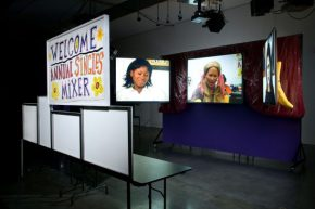 "Singled Out: Living As Stereotypes In Mike Kelley's ""Singles' Mixer"""
