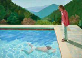It Don't Rain In Beverly Hills: David Hockney's Los AngelesFantasy