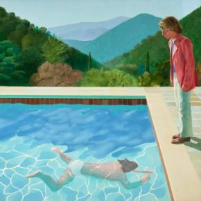 It Don't Rain In Beverly Hills: David Hockney's Los Angeles Fantasy