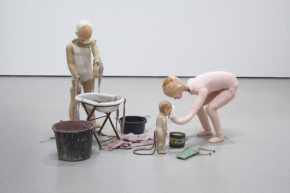 Filthy Dreams's GIF Review: Cathy Wilkes at MoMAPS1