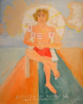 Tennessee Williams's Paintings Are Terrible (And That's Why I LoveThem)