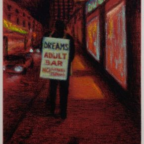 """Feeling Sleazy in Seedy Sin City: Traces of Old Times Square in """"The Deuce"""" and Jane Dickson's """"All That is Solid Melts intoAir"""""""