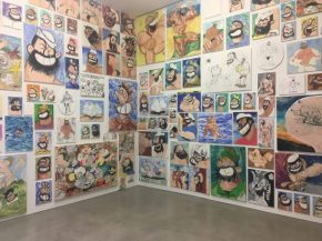 "Going Bonkers For Bluto At Erik Hanson's ""Two Years Of Bluto"""