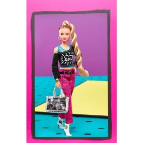 There's No Memorial Like Merch: What The Hell Is With The Keith Haring X Barbie?