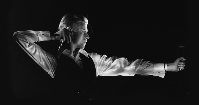 Image result for david bowie thin white duke