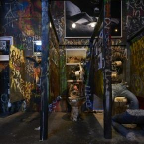 Bad Sex, Bad Drugs, Bad Music, Some Good Art: Curatorial Trying Too Hard At TheHole
