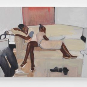 The Class Divide As A Threshold In The Paintings Of Late Artist Noah Davis