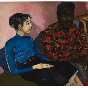 """Manspreading And Oppression Olympics: What Is Up With The Wall Labels In The Met's """"Alice Neel: People ComeFirst""""?"""